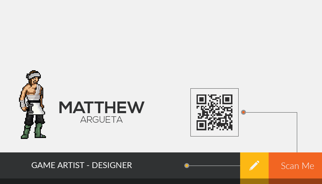 Business card front matthew argueta quality assurance tester business card front reheart Image collections